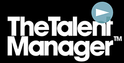 Logo for The Talent Manager