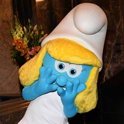 Photo of Smurfette