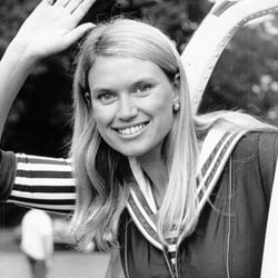 Photo of Anneka Rice