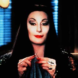 Photo of Morticia Addams